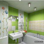 Как сделать отделку стен в ванной комнате? советы экспертов