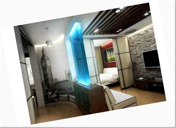 Интерьер однокомнатной квартиры 36 кв м | «DesignMaster ...