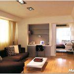Рабочая зона в гостиной: как её правильно организовать и оформить?