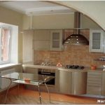 Как найти свой дизайн кухни в однокомнатной квартире?