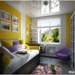 Спальня подростка: яркость и функциональность в современном интерьере