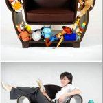 Необычные функции кресла