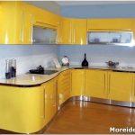 Дизайн кухни из мдф: выбираем стиль и эффектный декор
