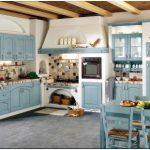 Кухни в стиле прованс — особенности дизайна с примерами на фото