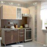Фото оформления маленькой кухни в квартире