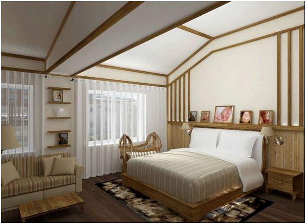Фото 8 - Дизайн взрослой спальни