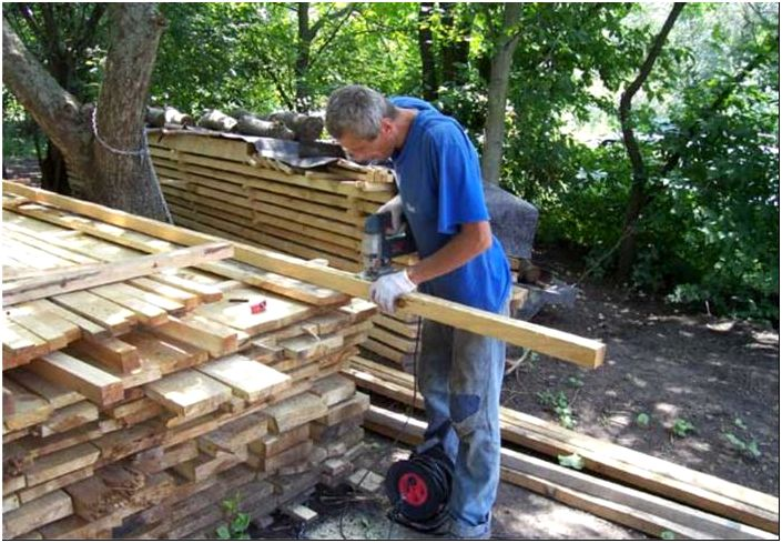 Утепление деревянных стен своими руками | Строительный портал