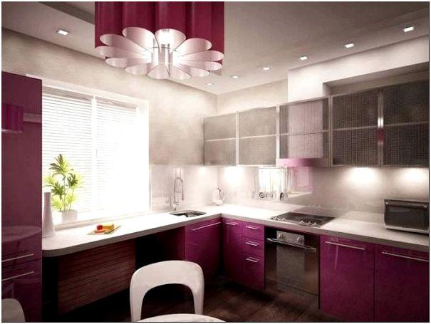 Фото люстр в современном стиле для кухни