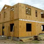 Каркасно-панельные дома. особенности конструкций