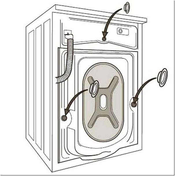 Подключение стиральной машины 4
