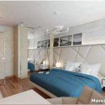 Оформление дизайна спальни 19 кв.м: особенности и варианты