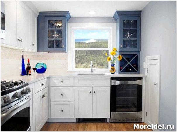 Дизайн красивых маленьких кухонь