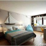 Как стильно и оригинально оформить дизайн спальни 18 кв.м.?