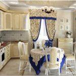 Романтичность и элегантная простота дизайна интерьере в стиле прованс
