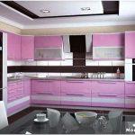 Как составляются дизайн-проекты кухни: главные приемы