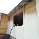 Утепление пенопластом внутри помещения – теплый дом своими руками