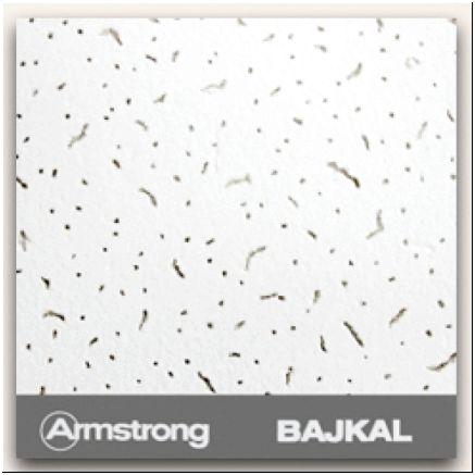 Фото 3 - Потолочная плита эконом-класса Армстронг Байкал