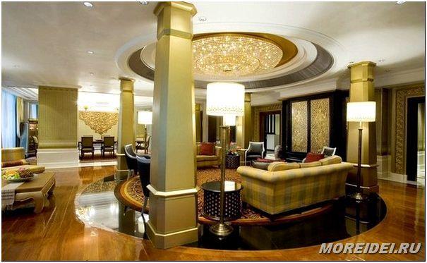 дизайн номера отеля