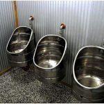 Неожиданный дизайн туалета
