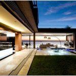 Современный дизайн дома — мечта воплощенная в стекле и бетоне