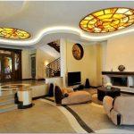 Короб из гипсокартона на потолке – создаём неповторимый стиль интерьера