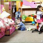 Ковролин для детской: особенности выбора и ухода