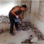 Как сломать стену в квартире самостоятельно