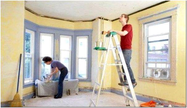 Фото 1 - Ремонт потолка своими руками