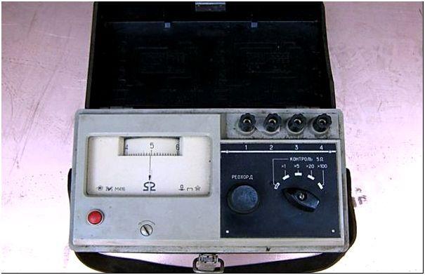 М416 и Ф4103-М1 – измерение заземления без сложностей