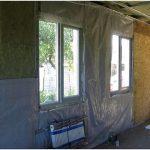 Пароизоляция для стен – как сделать дом из дерева теплым и уютным?