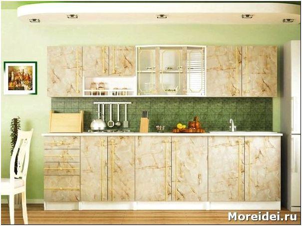 кухня эконом класса фото