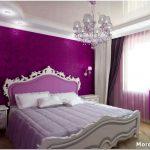 Гармоничный образ спальни в деталях: дизайн потолка