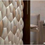 Новинка! керамическая настенная плитка — вдохновение от природных форм