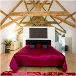 Гламурный дизайн интерьера спальни