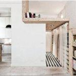 Как оформить маленькие квартиры в скандинавском стиле: элементы декора