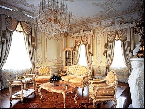 Стиль барокко в современных квартирах