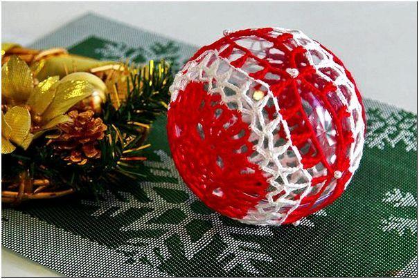 Новогодние елочные игрушки и украшения своими руками