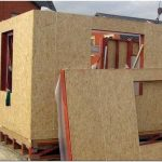 Каркасные дома. технология возведения конструкции