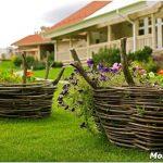 Деревенский стиль в ландшафтном дизайне: отличительные черты