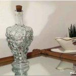 Бутылки в интерьере: изготавливаем креативные аксессуары из подручных средств