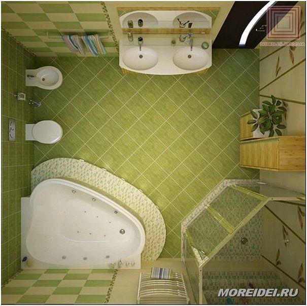 ванная 5 м