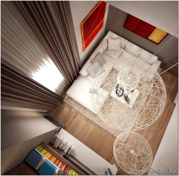 самые маленькие квартиры в мире