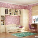Варианты оформления спальни для девушки