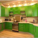 Кухня в зеленом цвете: близость к природе и естественность в интерьере