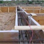 Фундамент для каркасного дома – выбираем подходящий тип и строим сами
