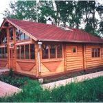 Диаметр бревна для дома и другие параметры для долголетия постройки
