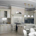Классический интерьер для идеальной кухни: строгий стиль с духом аристократизма