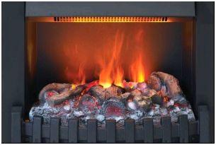 Фото электрокамина с парогенератором, megaobzor.com
