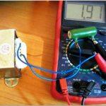 Измерение силы тока мультиметром самостоятельно