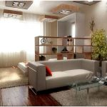 Как сделать детскую комнату в однокомнатной квартире